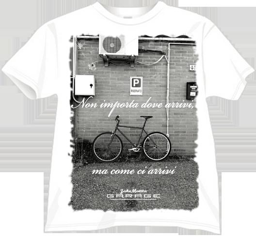 bike to work-t-shirt
