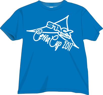 cervia cup 2017-official t-shirt
